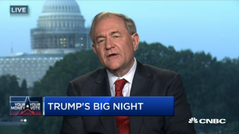 Trump's central theme... insecurity: Jim Gilmore