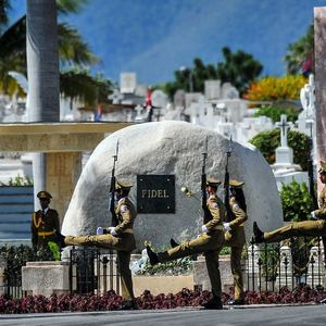 Cuba buries Castro, launching post-Fidel era
