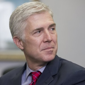 Supreme Court nominee Gorsuch says Trump's attacks on judiciary are 'demoralizing'