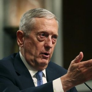 Mattis delivers a warning to NATO ministers on spending