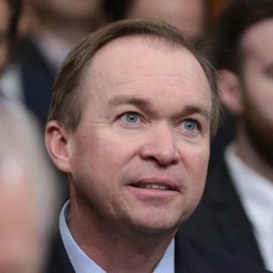Senate confirms Mulvaney to be Trump's budget chief