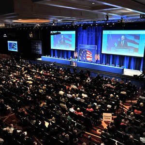 Conservatives flock to CPAC to chart agenda under Trump
