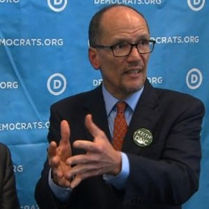 Networks Yawn as DNC Lurches Further Left