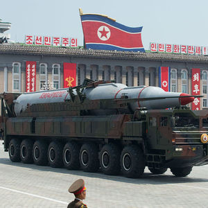 Failed North Korean missile exploded 'within seconds,' US says